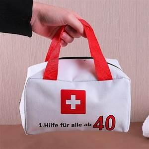 Geldgeschenke Geburtstag 40 : kleiner notfallkoffer zum 40 geburtstag geschenke ~ Frokenaadalensverden.com Haus und Dekorationen