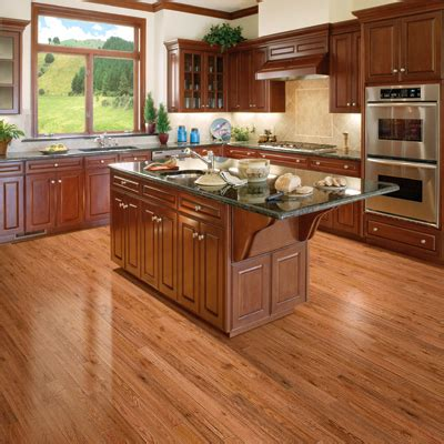 Gunstock Oak Flooring Kitchen Hardwood Flooring Solid Engineered Distressed Rite Rug