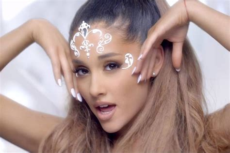 "Ariana Grande ""break Free"" Music Video Makeup Tutorial"
