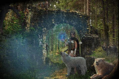 forest fairy hunter  photo  pixabay