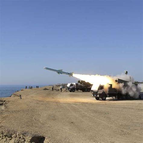 Iran Drill Tests Anti-ship Missiles