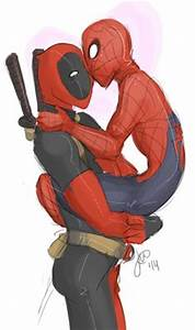 Wade: morning! Peter: shit… can't feel my hand. Wade: so ...
