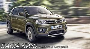 Nouveau Dacia Duster 2018 : une dacia kwid pour 2018 ~ Medecine-chirurgie-esthetiques.com Avis de Voitures