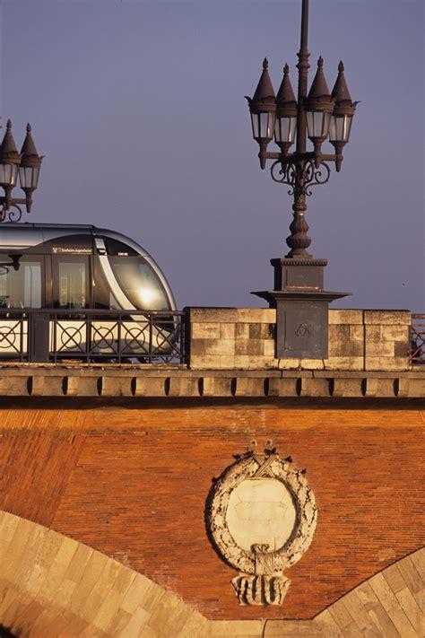 möbel buss wiesmoor tramway on the pont de bordeaux