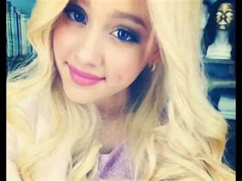 ariana grande  blonde hair victoria dawn justice