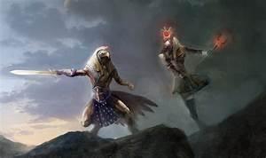 horus vs set by chevsy d9uphsg image - War of the Gods ...