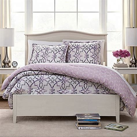 watercolor comforter set watercolor trellis reversible comforter set bed bath