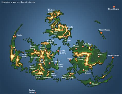 Fantasy Life World Map.Fantasy Life World Map Recipe For Pc