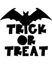 blue bucks activities newsletters and coloring pages With trick or treat pumpkin template