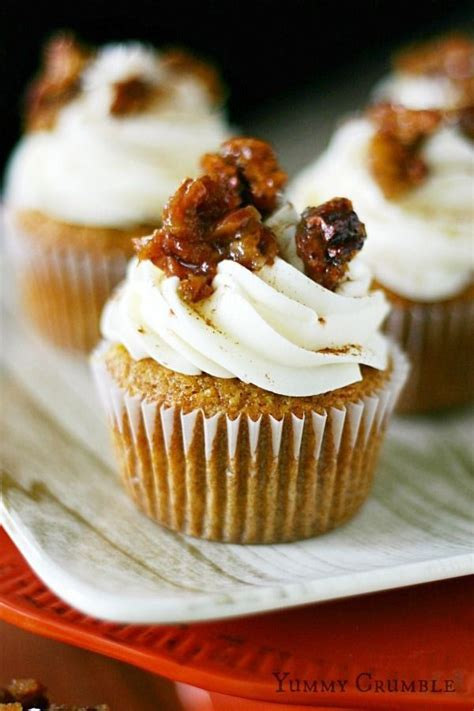 How To Make Pecan Pie Cupcakes Pictures, Photos, and