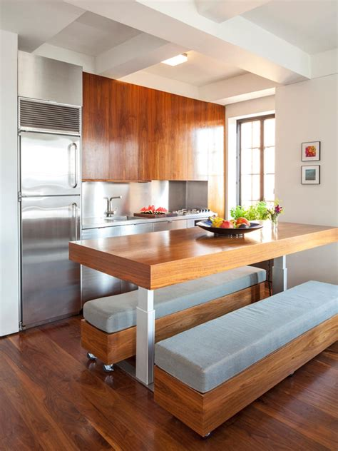 kitchen island with seating rectangular brown wooden portable kitchen island with