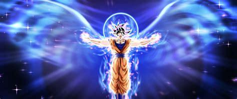 2560x1080 Ultra Instinct Dragon Ball Goku 2560x1080