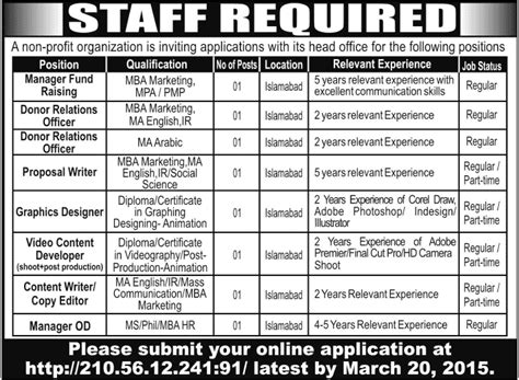 Jobs In Non Profit Organization Published In Jang. Template For Invitation Card Template. Sample Cv For Hr Assistant Template. Raffle Draw Ticket Template. Examples Of Written Proposals For Projects. Reference Letters For Students From Teachers Template. Printable Rent Receipt Template. Inventory Management Template. Electrical Load Calculation Software Free Download