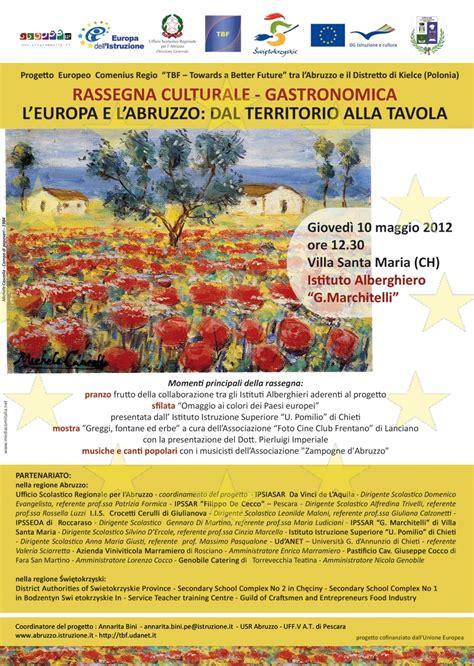 Ufficio Scolastico Regionale Pescara by Miur Ufficio Scolastico Regionale Per L Abruzzo