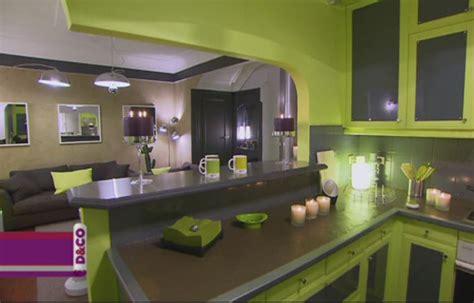 cuisine mur vert cuisine mur vert anis