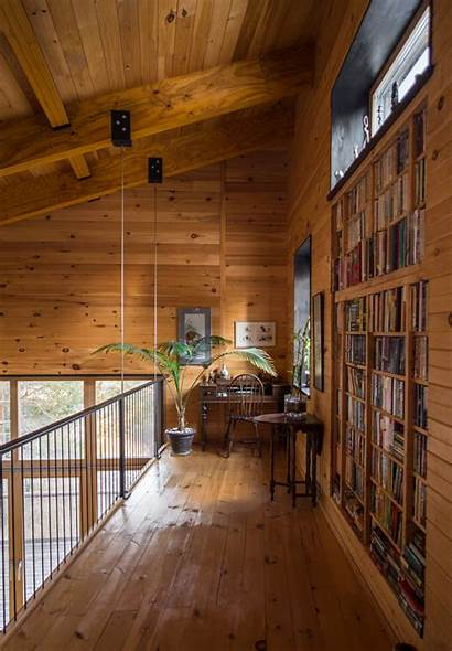 Rustic Office Cabin Designs Inspire Motivational Earth