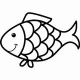 Fishy Printable Surfnetkids sketch template