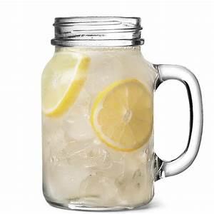Mason Drinking Jar Glass for Cocktails at drinkstuff