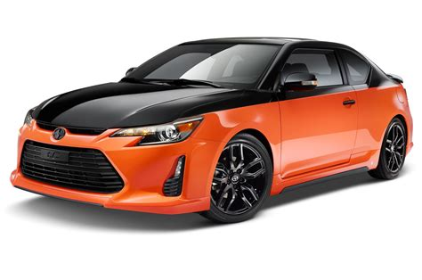 2015 Scion Tc Release Series 9.0 Revealed In Orange And Black