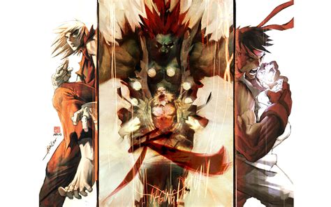Street Fighter Wallpaper And Background Image 1680x1050