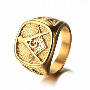 2018 popular masonic wedding bands With masonic wedding ring