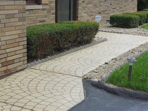 sted concrete walkway top 28 decorative concrete walkways gs flatwork llc