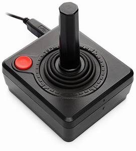New Old Vintage Of The Week USB Classic Atari Joystick