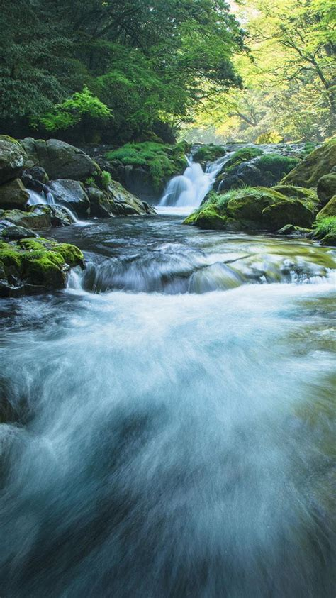 Wallpaper Iphone 7 Water Fall by Pin On Wallpaper