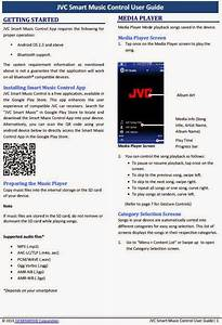 User Manual    Wiring    Update Software    Firmware Jvc Kd