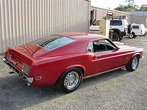 1970 Ford Mustang Fastback (Sportsroof) ( SALE PRICE) – Collectable Classic Cars