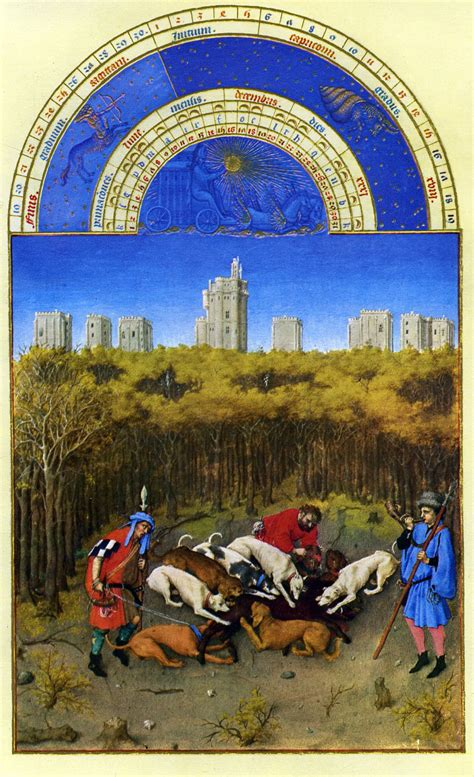 french court art  limbourg brothers