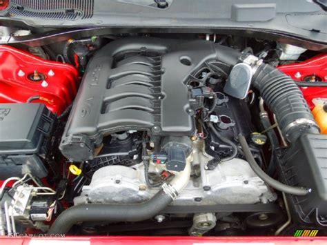 2008 Dodge Charger Se 3.5 Liter Sohc 24-valve V6 Engine