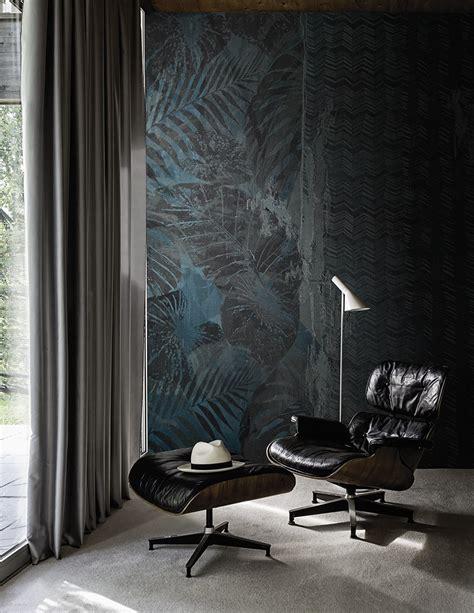 motif wallpaper lurk contemporary wallpaper