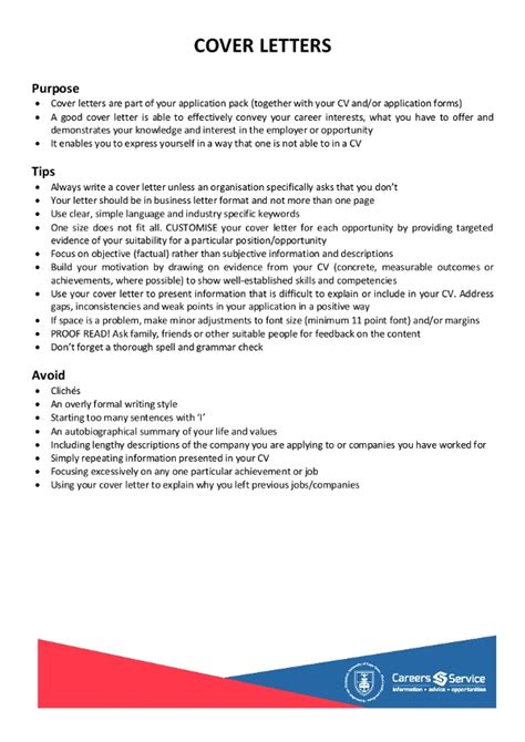 simple cover letter examples  ms word google docs apple pages examples