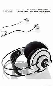 Akg Headphones Earphones - Product Catalogue