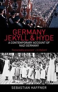 Jekyll And Hyde Auspuff Preis : germany jekyll and hyde von sebastian haffner englisches ~ Jslefanu.com Haus und Dekorationen