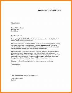7 write application letter for job agenda example With how to prepare cover letter for job application