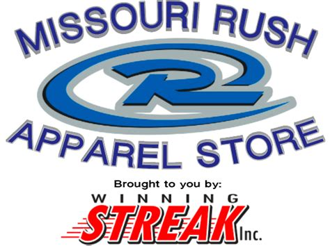 rush soccer fan gear rush fan gear online store missouri rush soccer