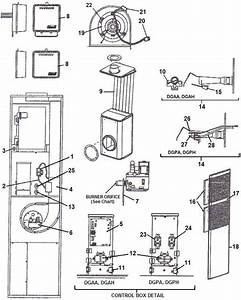 32 Coleman Fireplace Parts  Coleman 5067a700 Parts List And Diagram