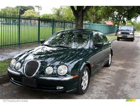 Green Jaguar Car by 2000 Racing Green Jaguar S Type 4 0 39258650