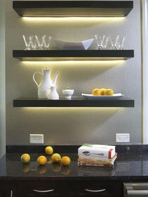 shelf lighting design ideas remodel pictures houzz