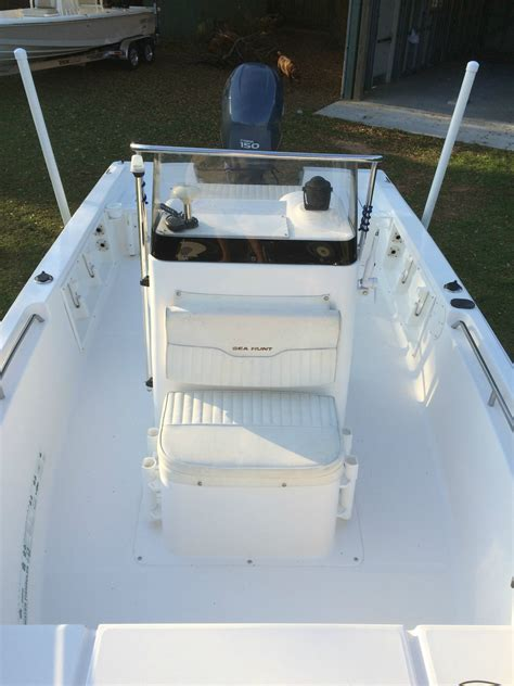 Sea Hunt Boats For Sale Mobile Al by 2006 Seahunt Navigator 19 Sold The Hull Truth