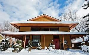 Plan Maison Japonaise : habitation japonaise du japon et des fleurs ~ Melissatoandfro.com Idées de Décoration