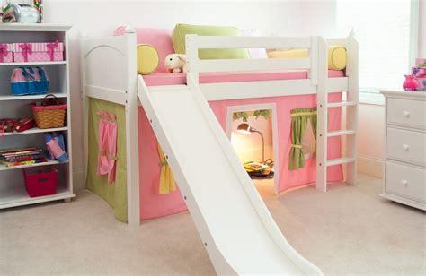 ikea loft bed with slide bedroom fancy turn an ikea mydal bunk bed to a loft bed