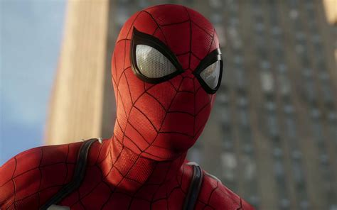 wallpaper spider man ps hd  games