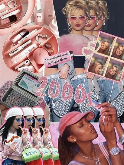 2000s Starter Pack Collage Fashionlush Aesthetic 2000