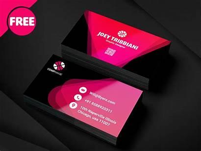 Graphic Card Designer Corporate Cards Creative Template