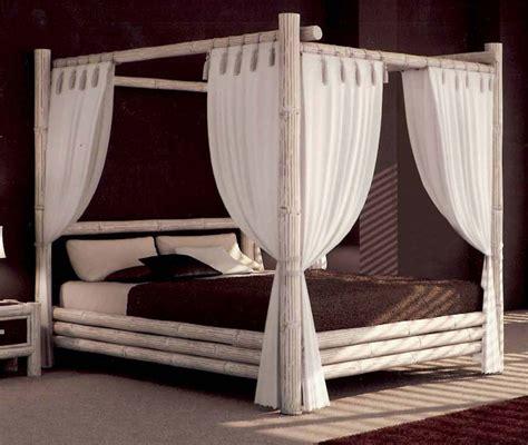 ikea accessoires de cuisine lit baldaquin bambou blanc néréa dimensions au choix 3860