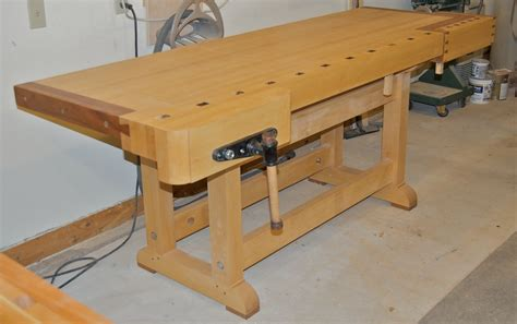 woodworking bench plans workbenches and our work stuart c blanchard