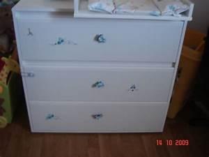 Commode À Peindre : peindre des panneaux particules pour la commode de mon fils ~ Carolinahurricanesstore.com Idées de Décoration